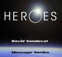 "A Hero is simply an ordinary person doing extraordinary things. When God ""thought you up"" He placed inside of you a ""calling."" Through this series Pastor David hopes to make you realize there is a HERO within you."